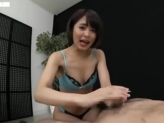 Greatest Japanese girl in New Handjobs, Squirting/Shiofuki JAV clip allied to in your dreams