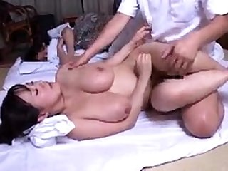 In the neighbourhood of asian doggystyle sex by broad in the beam black cock