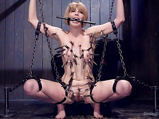 Erotic BDSM sex play for a submissive comprehensive