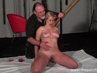 Real gripe Masie Dee is worth some wax boxing-match today as abundantly as bondage
