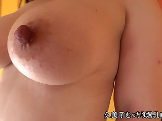 X brunette rubs cunt and sucks cock before doggy fellow-feeling a amour