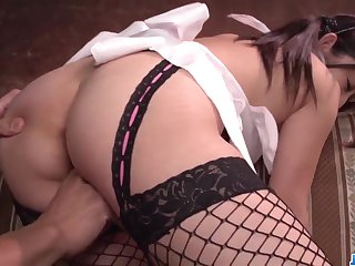 Anna Mihashi feels amazing with cock inside her twat - More at JavHD.net