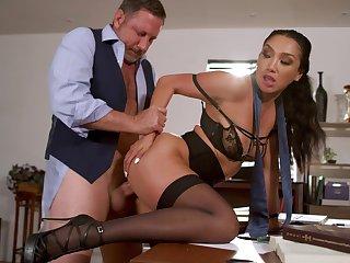 Full anal sex helter-skelter my secretary after the program