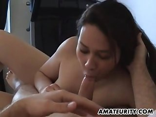 Amateur Chinese Brunette Matured Fucks On An obstacle Bed