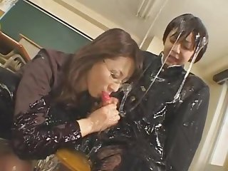 Super Lotion World japanese MILF wet