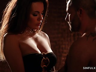 Hypnotizing erotic video featuring Vanessa Decker in the dumb outlook