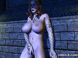 Medusa Will Get You Rock Indestructible - 3DToonTube