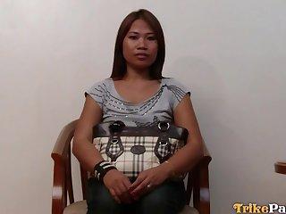 Kinky fastened guy is fucking Filipina escort girl Genie