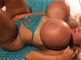 Amateur porn with extreme giant boobs mom - hardcore